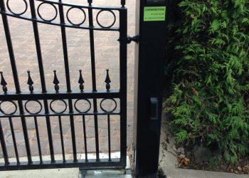 Automatic Electric Gates Oxford Wrought Iron & Aluminium Wood Bespoke - Gloucester Wiltshire Empire Gates Made To Measure-
